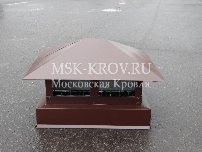 Дымники флюгарки колпаки на дымоходную трубу в СПб